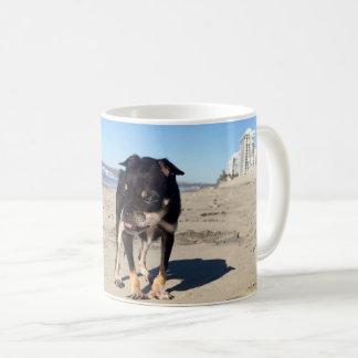 Caneca de Bella da praia