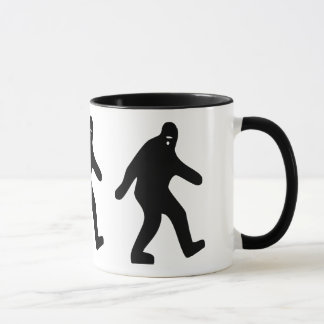 Caneca de Bigfoot