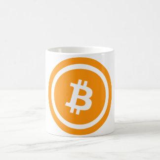 Caneca de Bitcoin