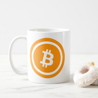 Caneca de Bitcoin (BTC)