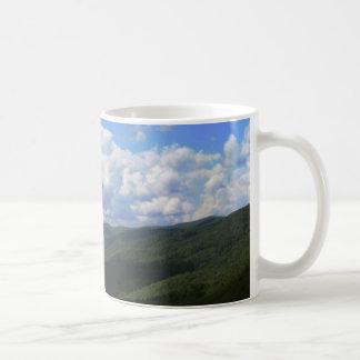 Caneca de Blue Ridge Mountains