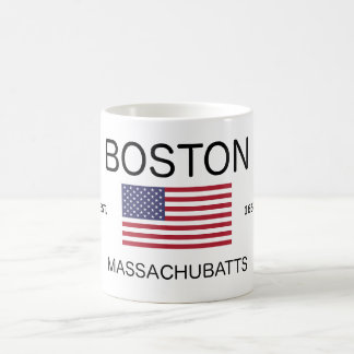 Caneca de Boston Massachubatts