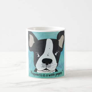 Caneca de Boston Terrier
