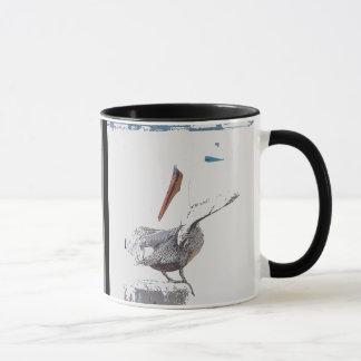 Caneca de Bouy do pelicano