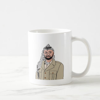 Caneca De Café ياسرعرفات de Yasser Arafat |
