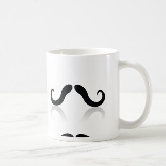 Caneca De Café 116Set de Mustaches_rasterized