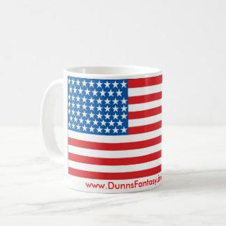 Caneca de café 11oz patriótica