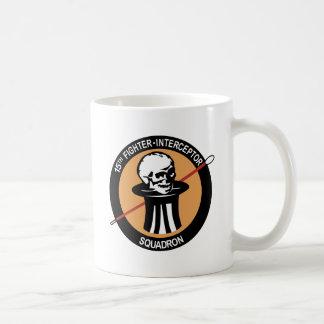 Caneca De Café 15o Esquadrão do interceptor de lutador