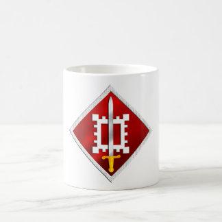 Caneca De Café 18o Brigada do engenheiro