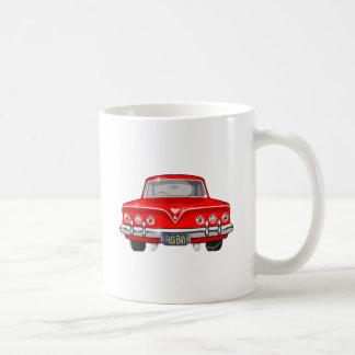 Caneca De Café 1961 vermelho Chevrolet