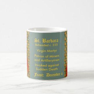 Caneca de café #1.2a do St. Barbara (JP 01)