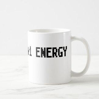 Caneca De Café +1 energia
