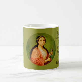 Caneca de café #1b do St. Apollonia (BLA 001)