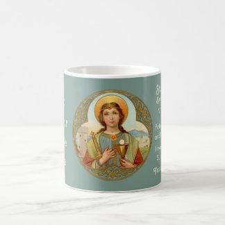 Caneca de café #1b do St. Barbara (BK 001)