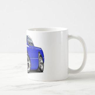Caneca De Café 2003-08 caminhão do azul do quadrilátero da ram