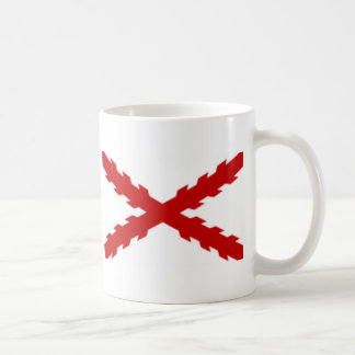 Caneca De Café 200px-Flag_of_New_Spain_svg