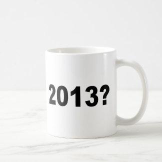 CANECA DE CAFÉ 2013?