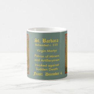 Caneca de café #2.2a do St. Barbara (JP 01)