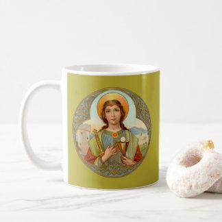Caneca de café #2 do St. Barbara (BK 001)