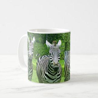 Caneca De Café 2 zebras bonitos
