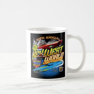 Caneca De Café 30o Campeonato anual do mundo de Key West