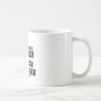 Caneca De Café 36 mais fortes mais rápidos mais duros com idade