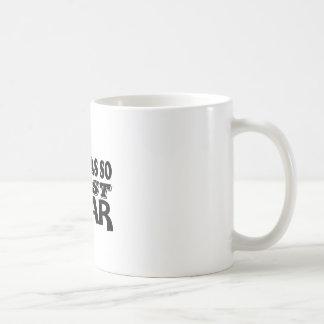 Caneca De Café 43 era assim tão no ano passado o design do