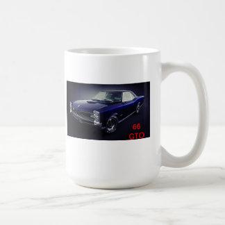 CANECA DE CAFÉ 66 GTO