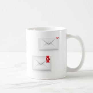 Caneca De Café 91Mailbox Icon_rasterized alerta
