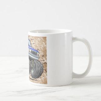Caneca De Café 92-96 bronco azul de W