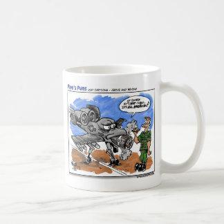 Caneca De Café A-10 Warthog