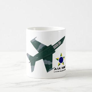 Caneca De Café A-1A (AMX) Força Aérea Brasileira