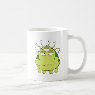Caneca De Café A alienígena a mais feia nunca