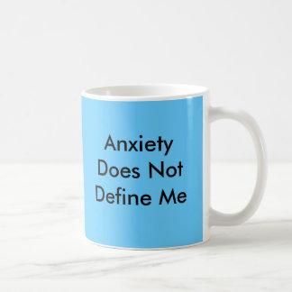 Caneca De Café A ansiedade não me define