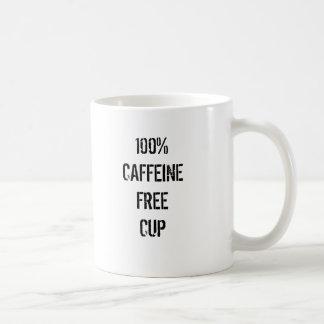 CANECA DE CAFÉ A CAFEÍNA 100% LIVRA O COPO