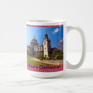 Caneca De Café A catedral de St Paul