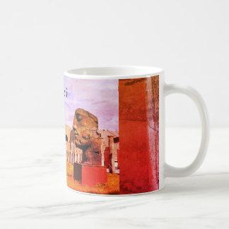 Caneca De Café A cidade antiga de Pompeii