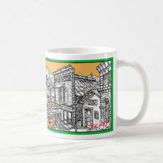 Caneca De Café A cidade de Tincup