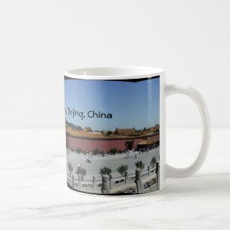 Caneca De Café A Cidade Proibida, Beijing, China