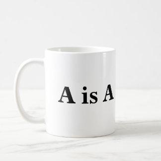 Caneca De Café A é A