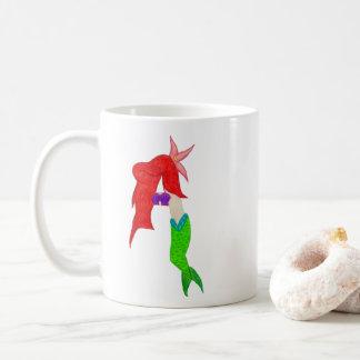 Caneca De Café A é para Ariel