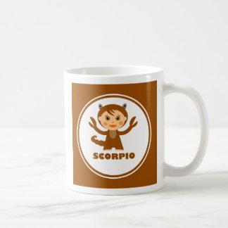 Caneca De Café A Escorpião é meu sinal do zodíaco