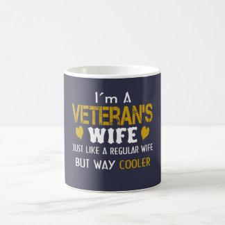 Caneca De Café A esposa do veterano