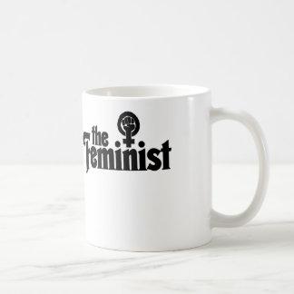 CANECA DE CAFÉ A FEMINISTA