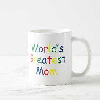 Caneca De Café A grande mamã dos mundos