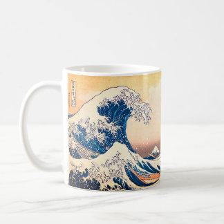 Caneca De Café A grande onda fora de Kanagawa
