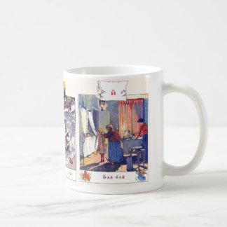 Caneca De Café A imagem do alfabeto de russo agride completo, #4