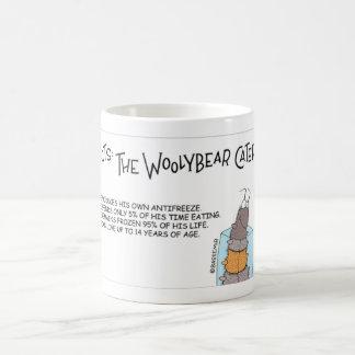 Caneca De Café A lagarta de Woolybear