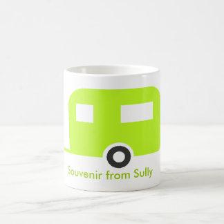 Caneca De Café A lembrança de Sully
