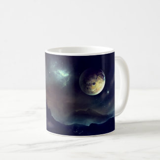 Caneca De Café A lua